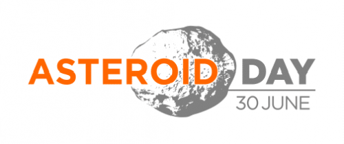 Asteroid Day Logo